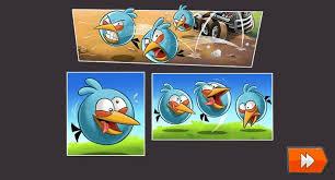 Angry Birds Go The Blues