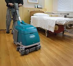Tornado Floor Scrubber Machine by T1 Walk Behind Micro Scrubber