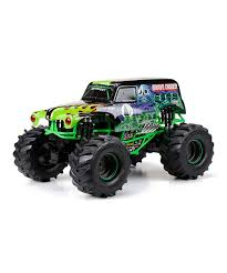 100 Radio Control Trucks Monster Jam Grave Digger Remote Truck Products Pinterest
