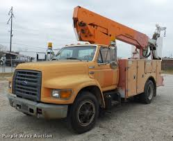 1997 Ford F800 Bucket Truck   Item L4461   SOLD! November 30... Bucket Trucks 400s Telescopic Boom Lift Jlg 1998 Gmc C7500 Liftall Lan65 Truck For Sale Youtube Intertional 4300 2007 Tc7c042 Material Handling Wliftall Lom1055 Freightliner M2 4x4 Lanhd752e 80 A Hydraulic Lift Bucket Truck On The Street In Vitebsk Belarus Ford F750 For Sale Heartland Power Cooperative Aerial 3928tgh By Van Ladder Video W Forestry And Body