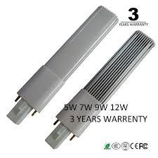 g23 led bulb 2pin two pin light 5w 7w 9w smd 2835 ac85 265v