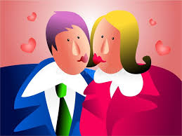 baise au bureau baiser de bureau illustration stock illustration du conceptuel
