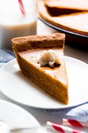 Pumpkin Pie Without Crust And Sugar by The Ultimate Healthy Pumpkin Pie Amy U0027s Healthy Baking
