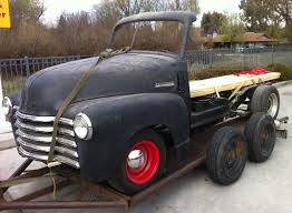 100 Chevy Truck Frame 1950 S10 Swap