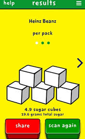 Sugar Smart app exposes how much sugar YOUR favourite food