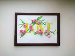 Paper Flower Decoration Hangings Best Garden Bedroom Ideas Room Lights Decor