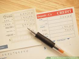 How to Fill out a Checking Deposit Slip 12 Steps with