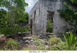 The Massive Grounds Of Wades Green Plantation On North Caicos Offers Interesting Ruins From