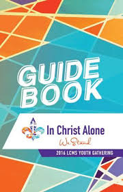 2016 Gathering Guidebook By LCMS Youth Ministry