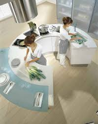 Kitchen Countertop Decorative Accessories by Curved Kitchen Cabinets Zamp Co