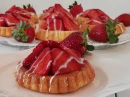 fruchtige erdbeer kuchen