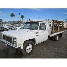 100 1989 Gmc Truck GMC 3500 Flatbed
