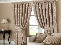 Casual Dining Room Curtain Ideas Design For Living Simple Of
