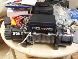 Harbor Freight Badlands 12K Winch Install/ Review - Chevy And GMC ... Used 16x Dp Winch 51882 25t Work Boatsbarges Price 7812 For Sale Superwinch Industrial Winches Cline Super Winch Truck Triaxle Tiger General Econo 100 Lb Recovery Trailer Tstuff4x4 1986 Mack R688st Oilfield Truck Sold At Auction Trucks Trailers Oil Field Transport And Heavy Haul Sale Llc Rc Adventures 300lb Line The Beast 4x4 110 Scale Trail Stock Photos Images Alamy A Vehicle Onto Car Tow Dolly Youtube