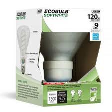 feit 23w br40 cfl bulb indoor reflector compact fluorescent l