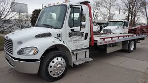 100 Car Carrier Trucks For Sale Good Condition 2011 Freightliner 2 Flatbed Tow Truck