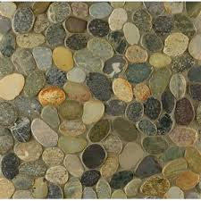 Sliced Pebble Tiles Uk by Pebble Tile You U0027ll Love Wayfair