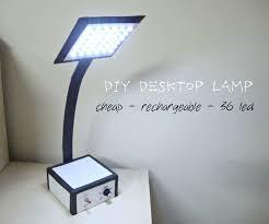 Introduction Make Your Own Desktop LED Lamp