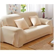 Sofa Covers At Walmart by Sofa Covers Elastic Anti Wrinkle Couch Covers Solid Color Stylish