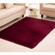 flauschigen teppiche anti skiding shaggy bereich teppich esszimmer teppich fußmatten claret wohnzimmer teppiche moderne teppiche