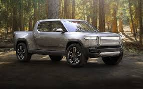 100 Truck Suv Rivians Fullelectric Pickup Truck SUV Get You To The Trail Back