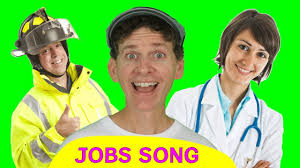 100 Pilot Truck Stop Jobs Song For Kids Who Do You See Learn English Children