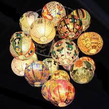 idées de déco avec des boules de les japonaises le