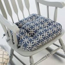 Navy Blue Modern Geometric Print Rocking Chair Seat Cushion Pad With Ties Bargain Bin Rocking Chair Seat Cushion Size Xl Assorted Nonreturnable Senarai Harga Cotton Autumn How To Choose The Best Set Home Decor Appealing Cushions Inspiration As Ding J16 Rocking Chair Seat Cushion In Luxury Leather 2018 Chairs Orleans Avocado Green Orleansrkrcush W Ties Granite Natural Solid Color Jumbo Xxl Extralarge Tufted Reversible Made Usa Gripper Polar Chenille Sand Fniture Dazzling Design Of Sets For Glider Rocker