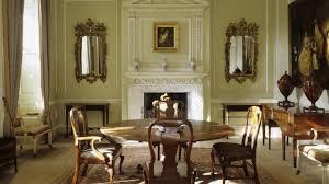 Georgian Dining Room by Interior Design Georgian National Trust