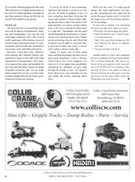 TCI Magazine July 2018 Digimag Truck Parts Old Butchs Rod Resto Llc Home Facebook Sold Used National 1400h Boom Crane For In Houston Texas On Welcome To Collis Inc Auto Styling Truckman Developing New Hardtop Range The Holst If Its A Truck We Sell It Grove Tms9000e Crane Scrap King Autowrecking Towing Ltd Opening Hours 211 St Epa Working Convenant Local News Clintonheraldcom