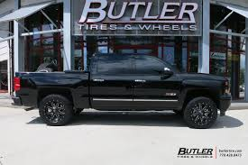 100 Truck Wheels And Tire Packages Chevrolet Silverado With 20in Fuel Maverick Exclusively From