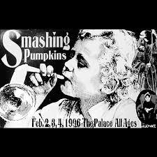 Smashing Pumpkins Setlist 1996 by Smashing Pumpkins Smashingpumpkin Twitter