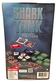 Amazon Shark Tank The Game Your Favorite Business TV Show In A Board Toys Games