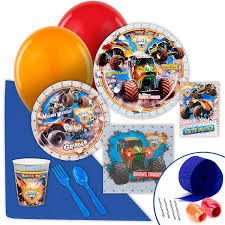 Amazon.com: BirthdayExpress Monster Jam Party Supplies - Value Party ... Monster Jam Birthday Party Supplies Impresionante 40 New 3d Beverage Napkins 20 Count Mr Vs 3rd Truck Part Ii The Fun And Cake Blaze Invitations Inspirational Homemade Luxury Birthdayexpress Dinner Plate 24 Encantador Kenny S Decorations Fully Assembled Mini Stickers Theme Ideas Trucks Car Balloons Bouquet 5pcs Kids 9 Oz Paper Cups 8 Top Popular 72076
