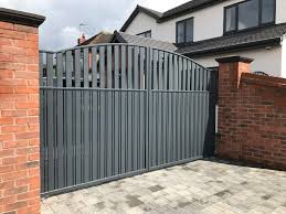 100 Contemporary Gate Gates Installed In Great Wyrley Noble S