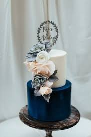 Navy Blue Is The Wedding Color Scheme Youll Never Regret
