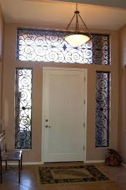 Front Door Sidelight Curtain Rods by Front Door Curtain Panel Window Curtains For Bathroom Sidelight