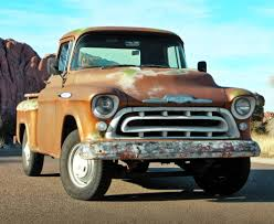 The Truck Trade - 1957 Chevrolet 3100 - Swapping Stre - Hemmings ... 1947 Chevrolet 3100 Pickup Truck Ute Lowrider Bomb Cruiser Rat Rod Ebay Find A Clean Kustom Red 52 Chevy Series 1955 Big Vintage Searcy Ar 1950 Chevrolet 5 Window Pickup Rahotrod Nr Classic Gmc Trucks Of The 40s 1953 For Sale 611 Mcg V8 Patina Faux Custom In Qld Pictures Of Old Chevy Trucks Com For Sale