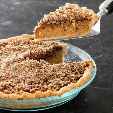 Pumpkin Pie With Pecan Praline Topping by Pumpkin Praline Pie Cook U0027s Country