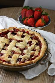Strawberry Pie Fill by Natalie Paramore