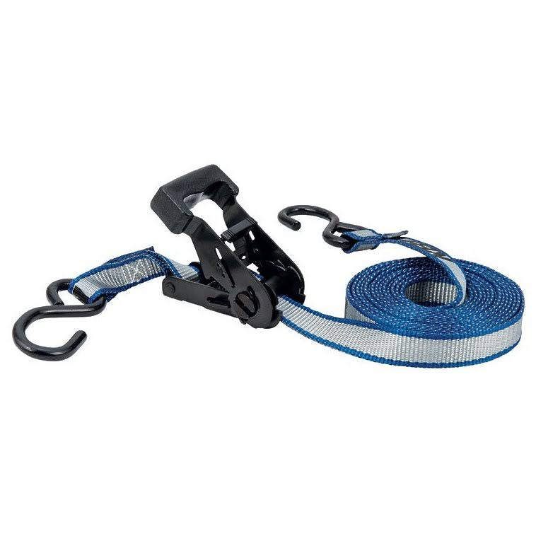 "Keeper Tie Down Strap - Gray, 1"" x 14'"