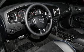 2013 Dodge Charger Daytona Cockpit Automotive