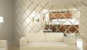 Mirror Tiles 12x12 Home Depot by Wall Mirrors Custom Antique Mirrors Mirror Wall Tiles Home Depot