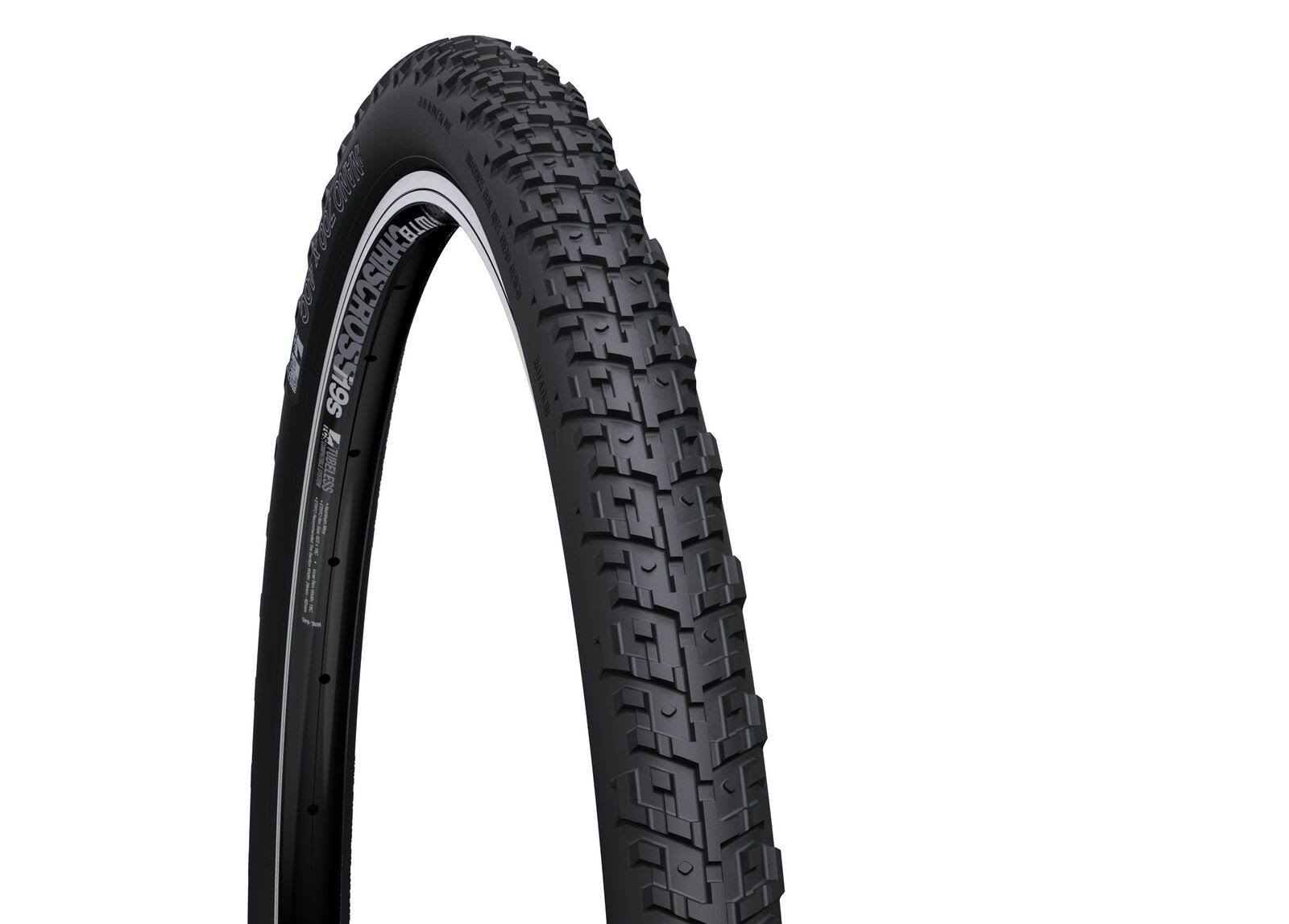 Wtb Nano Race Cross Mountain Gravel Trail Bicycle Tire - Black, 700 x 40c
