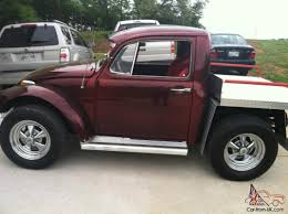 Custom Volkswagen Beetle Bug Truck Thing Volkswagon One Of A Kind ...