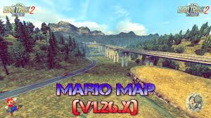 Mario Map V12.3 (Updated) (1.26.x) For ETS 2 (Euro Truck Simulator 2 ... Delivery Goods Flat Icons For Ecommerce With Truck Map And Routes Staa Stops Near Me Trucker Path Infinum Parking Europe 3d Illustration Of Truck Tracking With Sallite Over Map Route City Mansfield Texas Pennsylvania 851 Wikipedia Road 41 Festival 2628 July 2019 Hill Farm Routes 2040 By Us Dot Usa Freight Cartography How Much Do Drivers Make Salary State Map Food Trucks Stock Vector Illustration Dessert