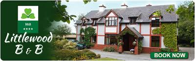 Bed and Breakfast Tullamore ac modation Littlewood faly