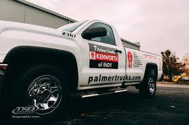 100 Indy Trucks Palmer Kenworth Of Fleet Graphics TKO Graphix