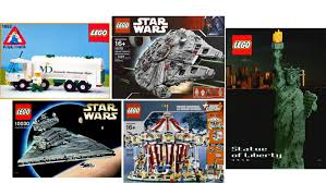 Top 10 Most Expensive LEGO Sets - Catawiki