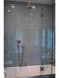 buy lush 4x12 azure glass subway tile glass subway